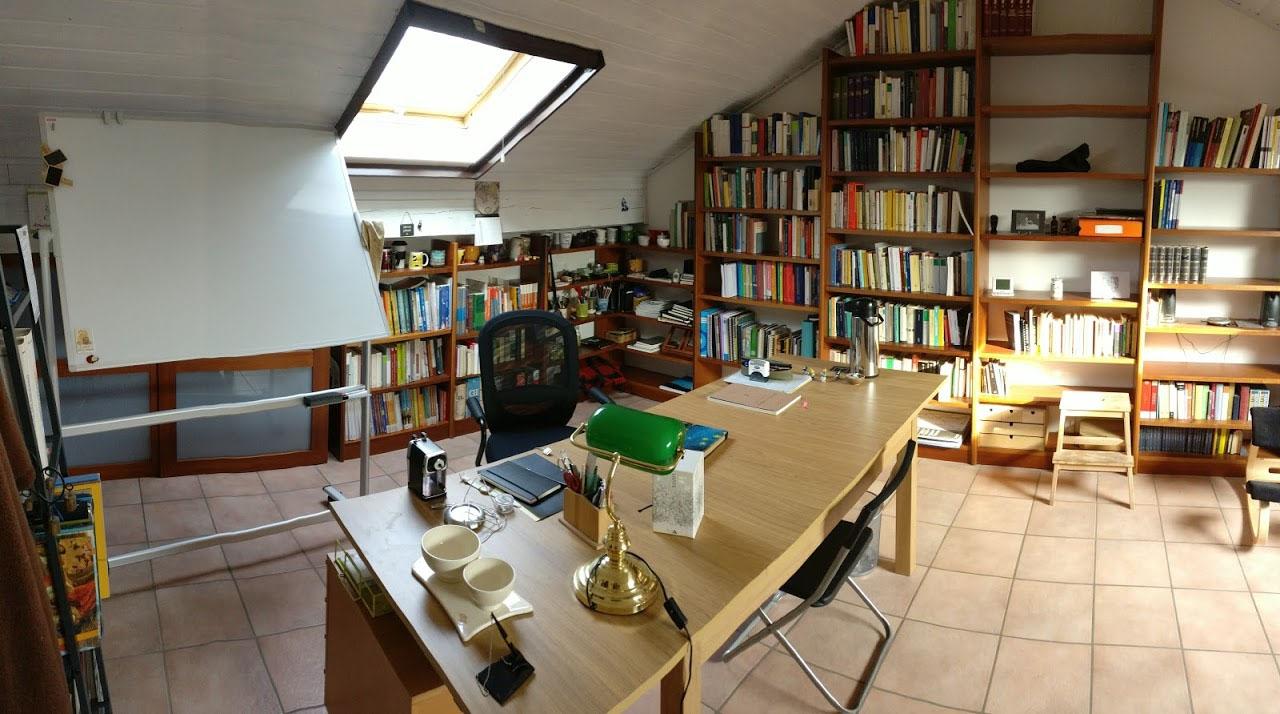 Ambiente di studio